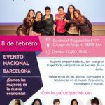 Evento Nacional de empresarias y emprendedoras en BCN